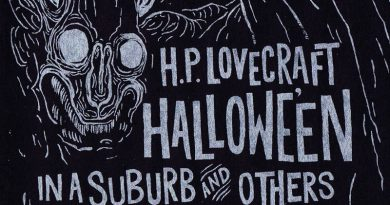 H.P. Lovecraft 'Hallowe'en In A Suburb And Others'