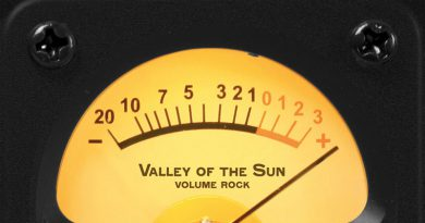 Valley Of The Sun 'Volume Rock'