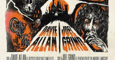Davie Allan / Joel Grind - Split