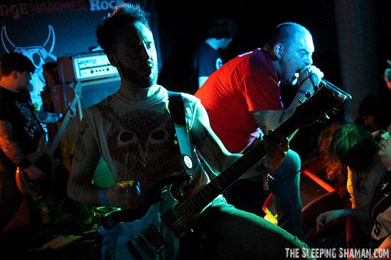 Raging Speedhorn - Desertfest London 2016