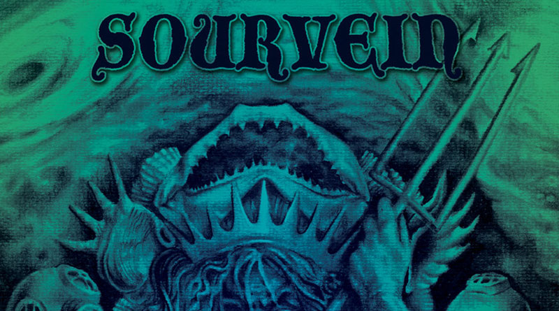 Sourvein 'Aquatic Occult'
