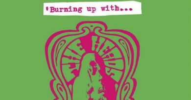 The Heads 'Burning Up With… Live At Roadburn 2015'