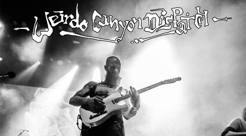 Weirdo Canyon Dispatch – Roadburn 2017 Daily Fanzine Saturday