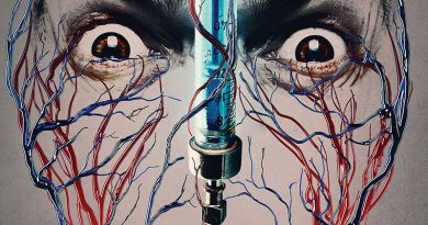 Steve Moore 'The Mind's Eye' (OST) 2016