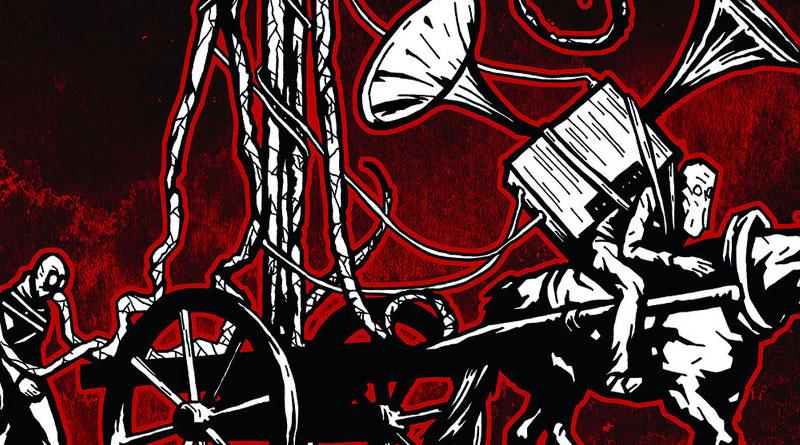 Crippled Black Phoenix 'New Dark Age' EP 2015