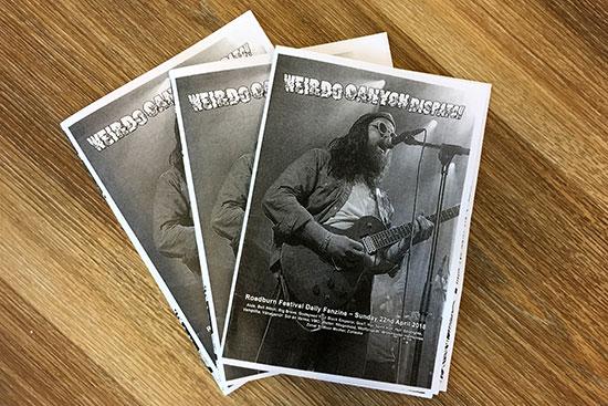 Weirdo Canyon Dispatch 2018 - Sunday