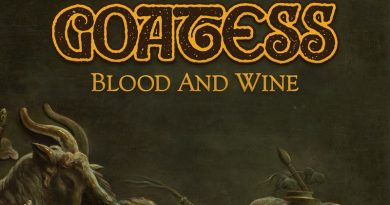 Goatess 'Blood And Wine'