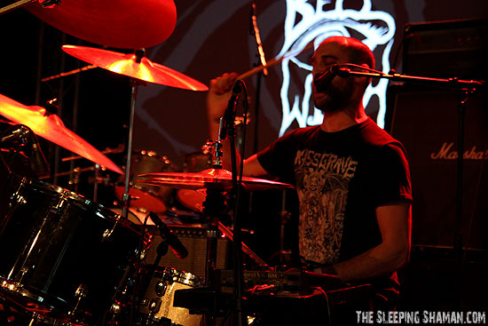 Bell Witch @ Roadburn Festival 2018