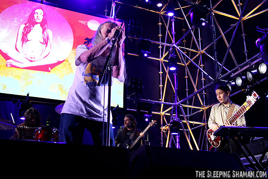Damo Suzuki & Earthless @ Roadburn Festival 2018