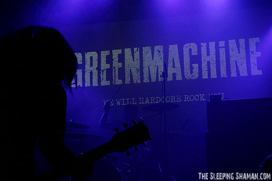Greenmachine @ Roadburn Festival 2018