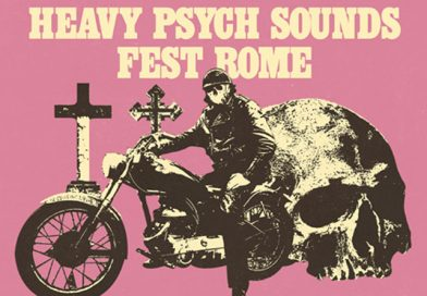 Heavy Psych Sounds Fest @ Traffic Live Club, Rome 12/10/2019