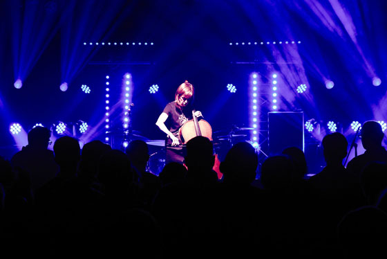 Helen Money @ Classic Grand, Glasgow 12/11/2019