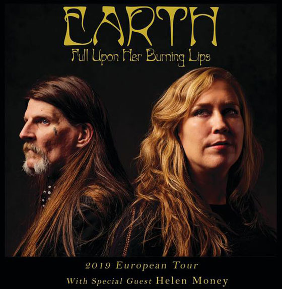 Earth European Tour 2019