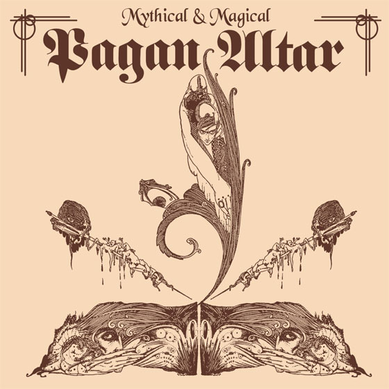 Pagan Altar 'Mythical & Magical'