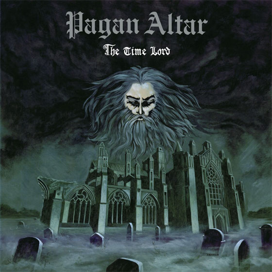 Pagan Altar 'The Time Lord'