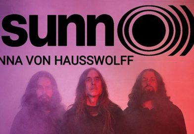 Sunn O))) / Anna Von Hausswolff @ QMU, Glasgow 25/10/2019