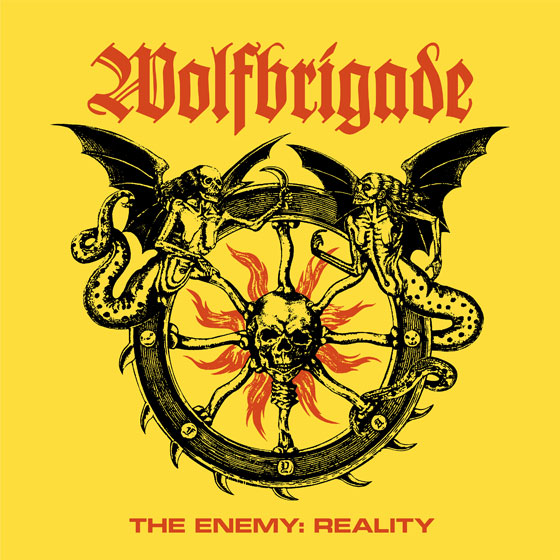 Wolfbrigade 'The Enemy: Reality'
