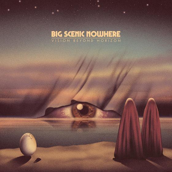 Big Scenic Nowhere 'Vision Beyond Horizon'