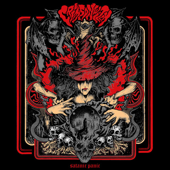 Crimson Witch 'Satanic Panic'