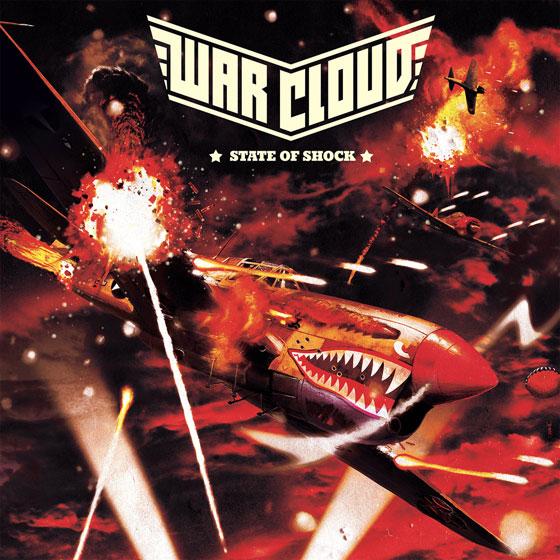 War Cloud 'State of Shock'