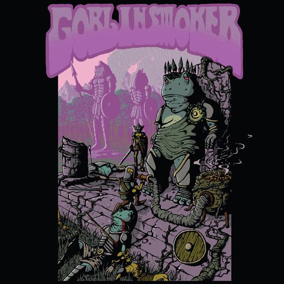 Goblinsmoker 'A Throne In Haze, A World Ablaze'