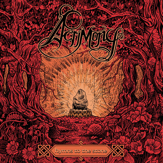 Acrimony 'Hymns To The Stone'