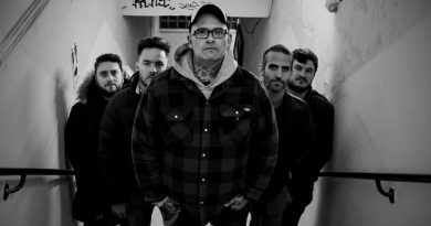 Premiere: Sons Of Disaster Stream New Track 'Land Of The Sons' From New Album 'Cursed'