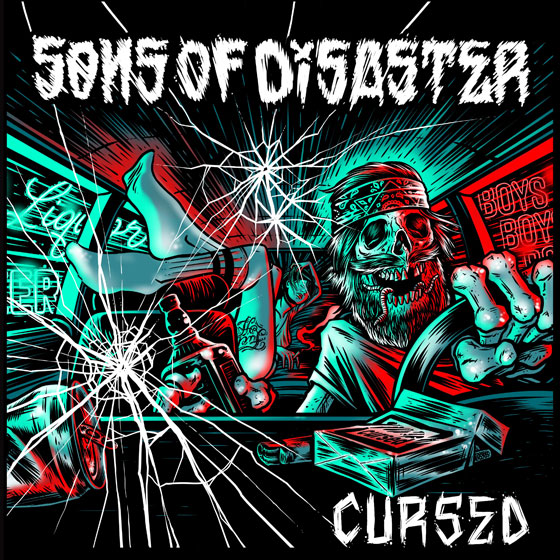 Sons Of Disaster 'Cursed'