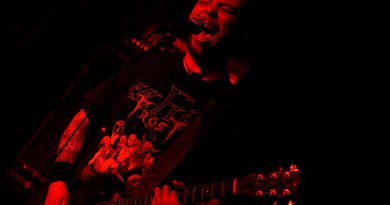 Unearthly Trance - Manchester 15/04/09