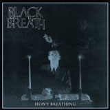 Black Breath 'Heavy Breathing' CD 2010