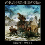 Grand Magus 'Iron Will' CD/LP 2008