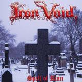 Iron Void 'Spell Of Ruin' CDEP 2010