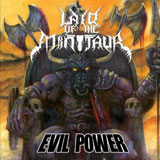 Lair Of The Minotaur 'Evil Power' CD 2010