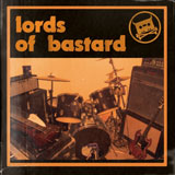 Lords Of Bastard - S/T - CD 2008