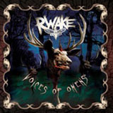 Rwake 'Voices of Omens' CD 2007