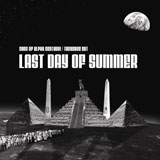 Sons of Alpha Centauri/Treasure Cat 'Last Day Of Summer' CD 2009