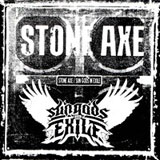 "Stone Axe / Sun Gods In Exile - Split 7"" 2010"