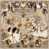 Undersmile 'A Sea Of Dead Snakes' CDEP 2010