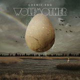 Wolfmother 'Cosmic Egg' CD/LP 2009