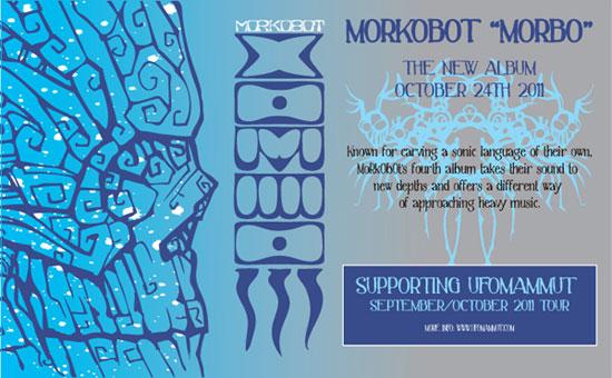 Morkobot 'Morbo' Flyer