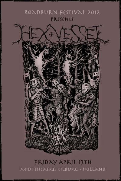 Roadburn 2012 - Hexvessel