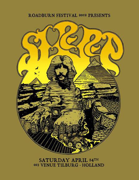 Sleep - Roadburn 2012