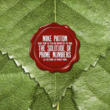 Mike Patton 'The Solitude Of Prime Numbers' OST CD 2011