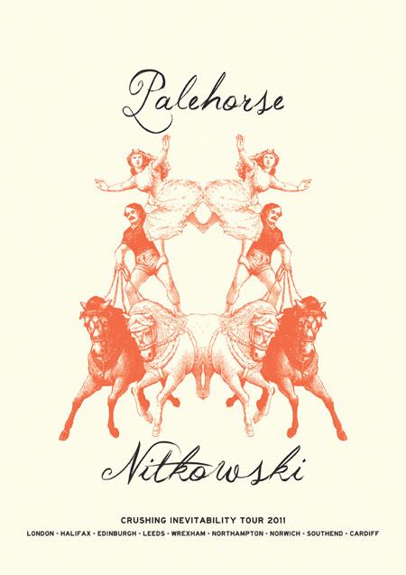 Palehorse / Nitkowski UK Tour