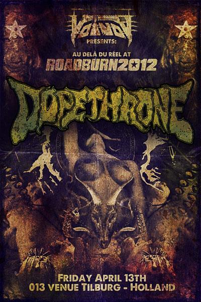 Roadburn 2012 - Dopethrone