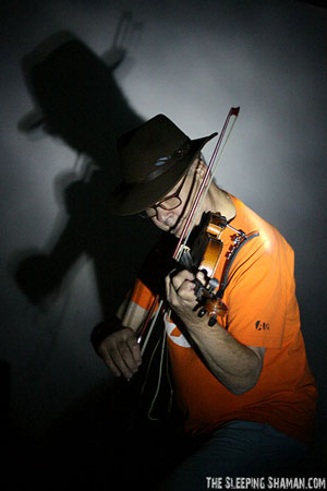 Tony Conrad - Supersonic 2011