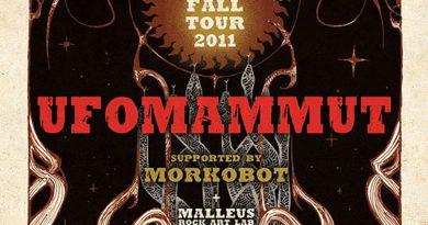 Ufomammut UK Tour 2011