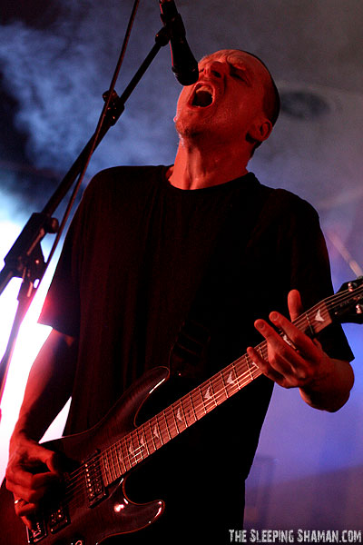 Damnation 2011 - Godflesh