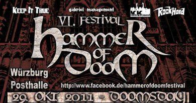 Hammer Of Doom VI