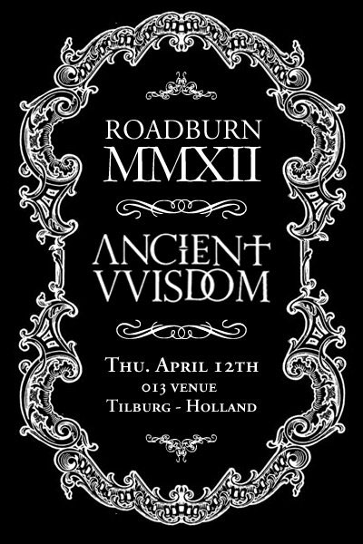 Roadburn 2012 - Ancient VVisdom